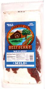 Buffalo Bills Country Cut Beef Jerky Mild