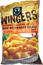 Buffalo Nickel Wingers Fiery Buffalo Bleu