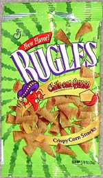 Bugles Chile con Queso