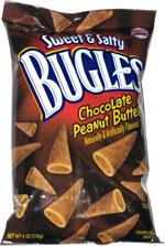 Sweet & Salty Bugles Chocolate Peanut Butter