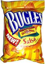 Bugles Old El Paso Salsa Crispy Corn Snacks