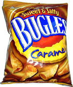 Sweet & Salty Bugles Caramel