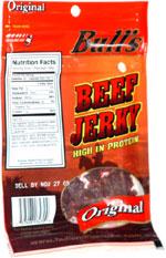 Bull's Beef Jerky