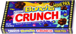 Nestle Buncha Crunch Movie Pack