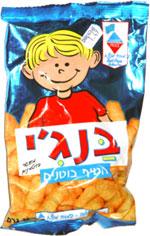 Bunji Peanut Butter Snack
