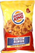 Burger King Onion Ring Batter