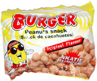 Image result for images of peanut burger snack