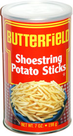 Butterfield Shoestring Potato Sticks