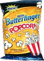Nestle Butterfinger Popcorn