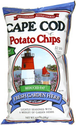 Cape Cod Reduced Fat Fresh Garden Herb Potato Chips