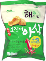 CW Squid Chips