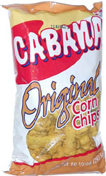 Cabana Original Corn Chips