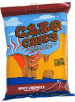 Cabo Chips Spicy Chipotle