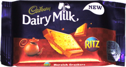 Cadbury Dairy Milk Ritz Moreish Crackers