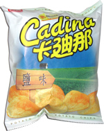 Cadina Potato Chips