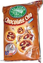 Cal Farm Brand Chocolate Chip Cookies