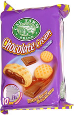 Cal Farm Brand Chocolate Cream Cookies