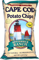 Cape Cod Buttermilk Ranch Potato Chips