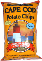 Cape Cod Cheddar Jack & Sour Cream Potato Chips