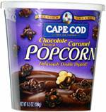 Cape Cod Hot Air Popped Chocolate Caramel Popcorn