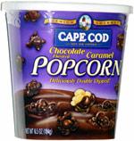 Cape Cod Hot Air Popped Chocolate Caramel Popcorn