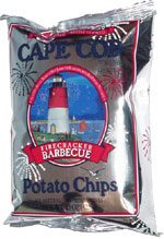 Cape Cod Firecracker Barbecue Potato Chips