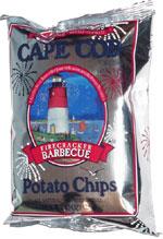 Cape Cod Firecracker Barbecue Potato Chips