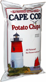 Cape Cod Old Fashioned Kettle-Cooked Potato Chips