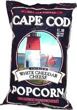 Cape Cod Premium White Cheddar Cheese Popcorn