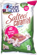 Cape Cod Salted Caramel Popcorn
