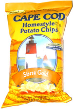 Cape Cod Whole Earth Collection Sierra Gold Homestyle Potato Chips