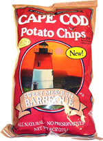 Cape Cod Sweet Mesquite Barbeque Potato Chips