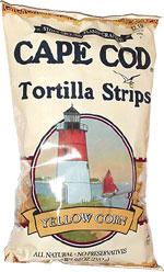 Cape Cod Yellow Corn Tortilla Strips