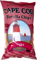 Cape Cod Tortilla Chips Veggie