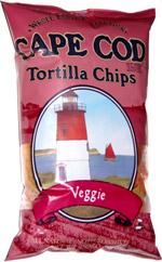 Cape Cod Tortilla Chips Veggie