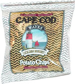 Cape Cod Waves Golden Russett Potato Chips