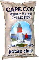 Cape Cod Whole Earth Collection Classic Lightly Salted Potato Chips