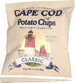 Cape Cod Whole Earth Collection Classic Potato Chips
