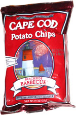 Cape Cod Beachside Barbecue Potato Chips