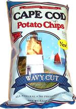 Cape Cod Wavy Cut Potato Chips