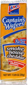 Captain's Wafers Smoke House Cheddar