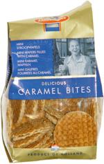 Daelmans Delicious Caramel Bites