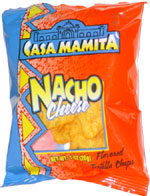 Casa Mamita Nacho Cheese Flavored Tortilla Chips