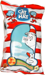 Dr. Seuss' The Cat in the Hat Cotton Candy
