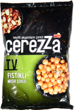 Cerezza TV Corn Snack with Peanut