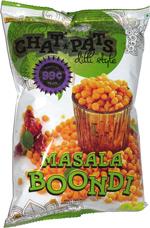 Chat Pats Dilli Style Masala Boondi Spicy Pea Flour Balls