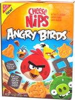 Cheese Nips Angry Birds
