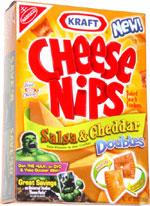 Kraft Cheese Nips Salsa & Cheddar Doubles