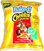 Baked Cheetos Crunchy
