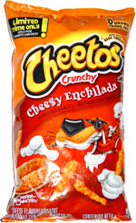 enchilada cheetos